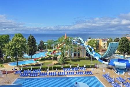 Hotel Sol Nessebar Bay & Mare - Bulharsko v červenci