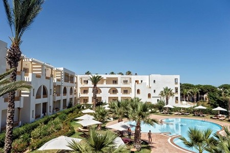 Delphino Beach Resort & Spa - Hammamet - Tunisko