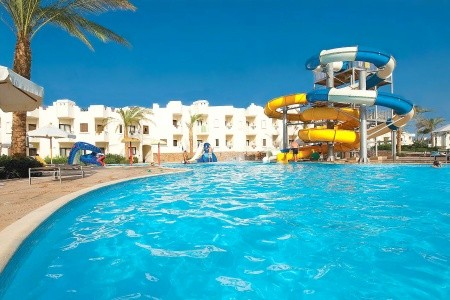Sharm Resort - v srpnu