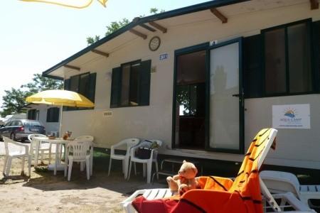 Camping Village Aranypart: Rekreační Pobyt 5 Nocí - levně