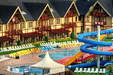 Hotel Bešeňová - Vodní Park Bešeňová, Slovensko, Liptov