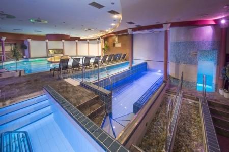 Hotel Therma: Zimní Wellness Pobyt 5 Nocí - Last Minute a dovolená