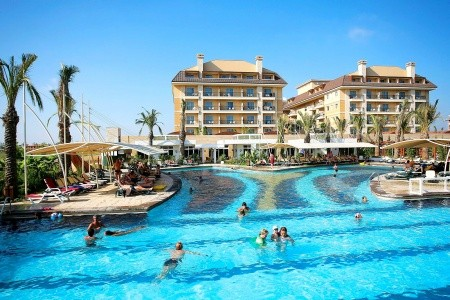 Crystal Family Resort Und Spa - all inclusive