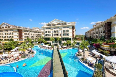 Crystal Palace Luxury Resort And Spa All Inclusive