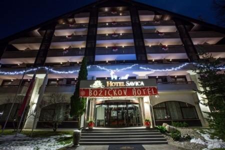 Garni Hotel Savica: Rekreační Pobyt 7 Nocí - v prosinci