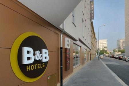 B&b Hotel Prague-City: Pobyt Na 2 Noci - v srpnu