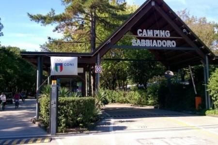 Camping Sabbiadoro: Rekreační Pobyt 14 Nocí - Itálie  bez stravy