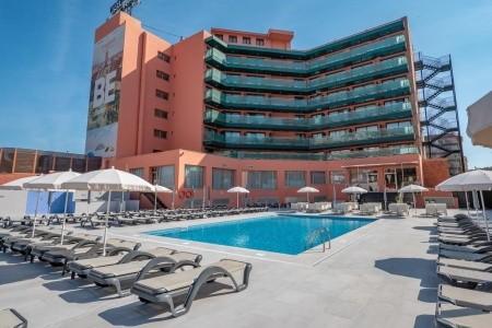 Lloret De Mar / Hotel Fenals Garden - Španělsko v říjnu