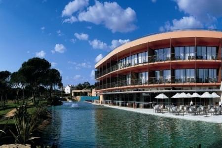 Pestana Vila Sol Golf & Spa Resort***** - ubytování