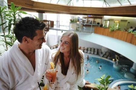 Mendan Magic Spa & Wellness Hotel: Rekreační Pobyt 5 Nocí