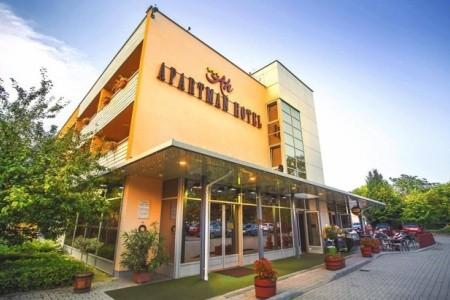 Apartman Hotel: Rekreační Pobyt 5 Nocí, Maďarsko, Maďarské termální lázně