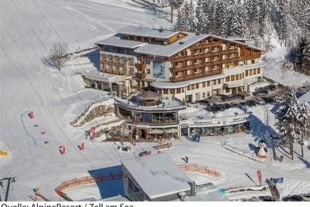 Alpine Resort Zell Am See (Ei) - Rakousko  - dovolená