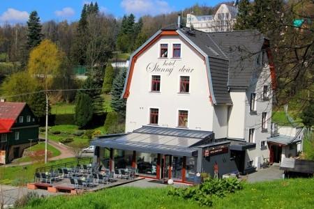 Hotel Slunný Dvůr - Ubytování Jeseníky