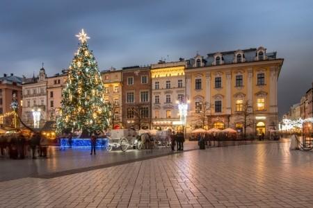Adventní Krakov a solné doly Wieliczka Bez stravy