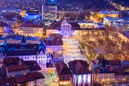 Slovinsko a Chorvatsko s vánočními trhy - poznávací zájezdy