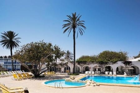 Palmyra Nabeul Hotel - letní dovolená