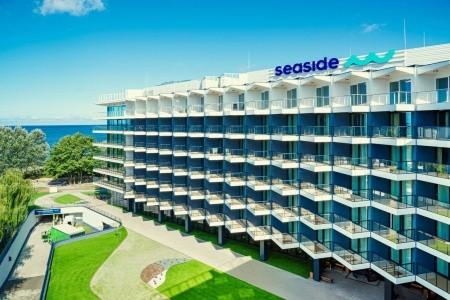 Seaside Park Resort - polopenze