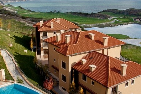 Thracian Cliffs Golf & Beach Resort***** - Bulharsko s polopenzí