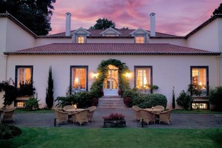 Casa Velha Do Palheiro - Golf - luxusní dovolená
