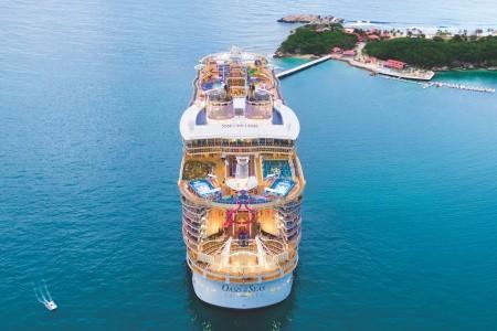 Usa - Východní Pobřeží, Kanada Z Cape Liberty Na Lodi Oasis Of The Seas - 394104884P
