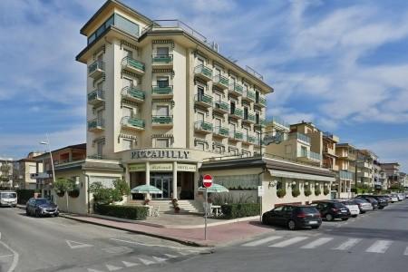 Hotel Piccadilly Lido Di Camaiore - v říjnu