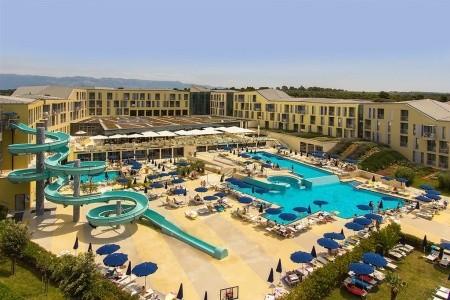 Falkensteiner Hotel Diadora, Chorvatsko, Severní Dalmácie