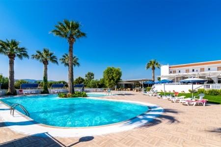 Hotel Sabina, Řecko, Rhodos