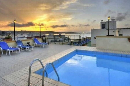 Primera Hotel, Malta, Bugibba a Qawra