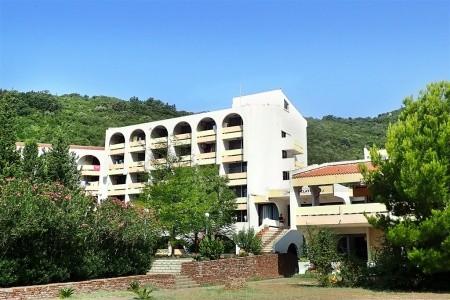 Hotel Zlatibor Kombinovanou Dopravou - letní dovolená u moře
