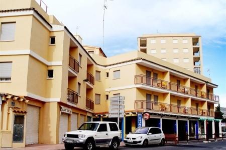 Apartmány Playa Parada - levně