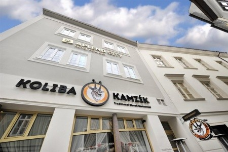 Bratislava - Hotel Perugia - v listopadu