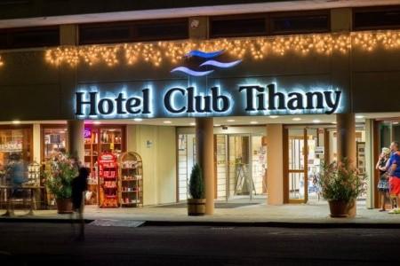 Club Tihany - Bungalovy: Rekreační Pobyt 7 Nocí - slevy