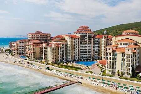 Hotel Andalucia Beach, Bulharsko, Elenite