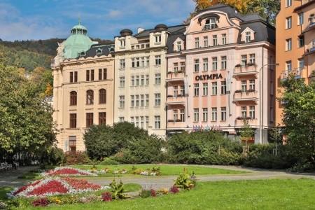 Hotel Olympia Spa & Wellness - Wellness v Karlových Varech