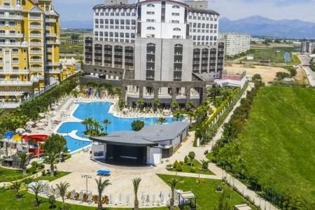 Melas Lara Resort - v lednu