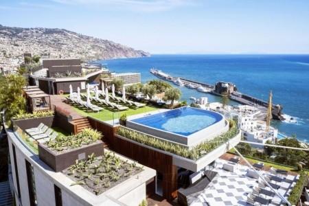 Savoy Palace - Madeira  se snídaní - luxusní dovolená