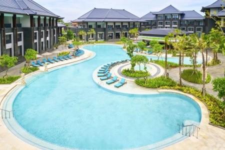 Courtyard By Marriott Bali Nusa Dua Resort - v prosinci