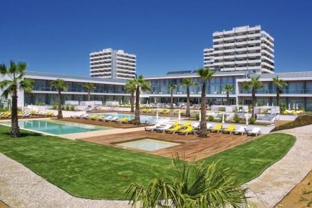 Pestana Alvor South Beach Premium Hotel - na pláži