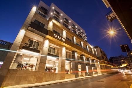 Solana Hotel & Spa - v září
