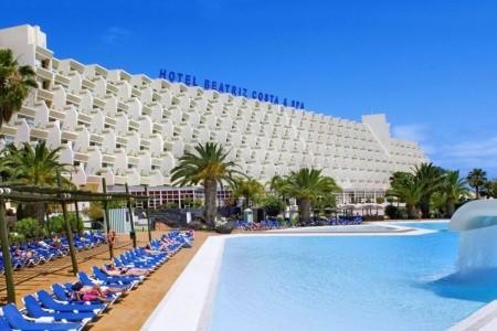 Hotel Beatriz Costa Spa, Kanárské ostrovy, Lanzarote