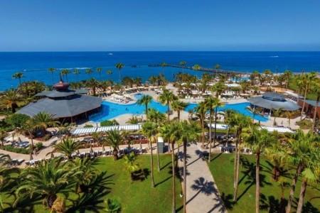 Riu Palace Tenerife - v prosinci