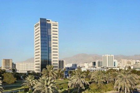 Double Tree By Hilton Ras Al Khaimah - v únoru