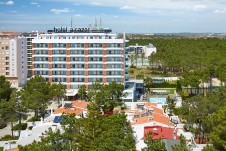 Alcazar Beach Spa - levně