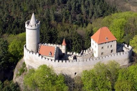 Kokořín, Ještěd a město Liberec - Liberec v červnu