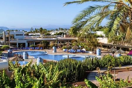 Bungalows Hl Club Playa Blanca, Kanárské ostrovy, Lanzarote