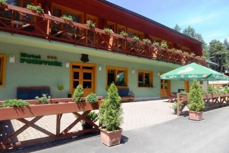 Rezort Bystrina - Hotel Poľovník, Nízké Tatry