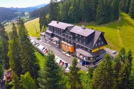 Spa Hotel Lanterna: Rekreační Pobyt 6 Nocí - Ubytování Beskydy
