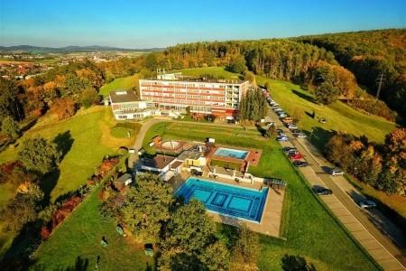 Hotel Lázně Kostelec - v září