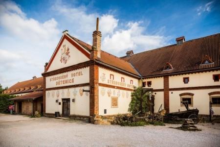 Dětenice - Středověký Hotel