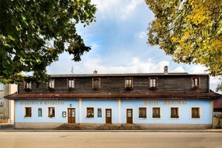 Dětenice - Hotel Rustikal - Ubytování Český Ráj
